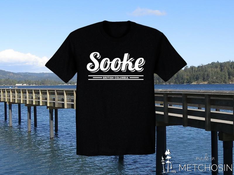 Sooke t-shirt Sooke British Columbia