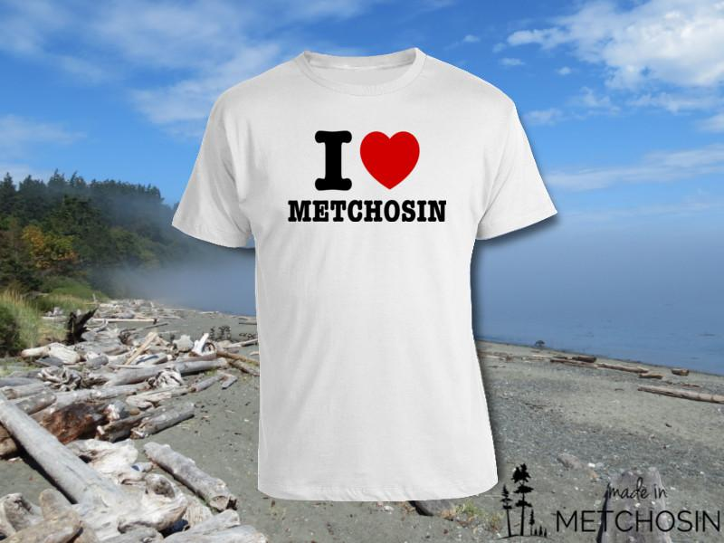 i love metchosin t-shirt