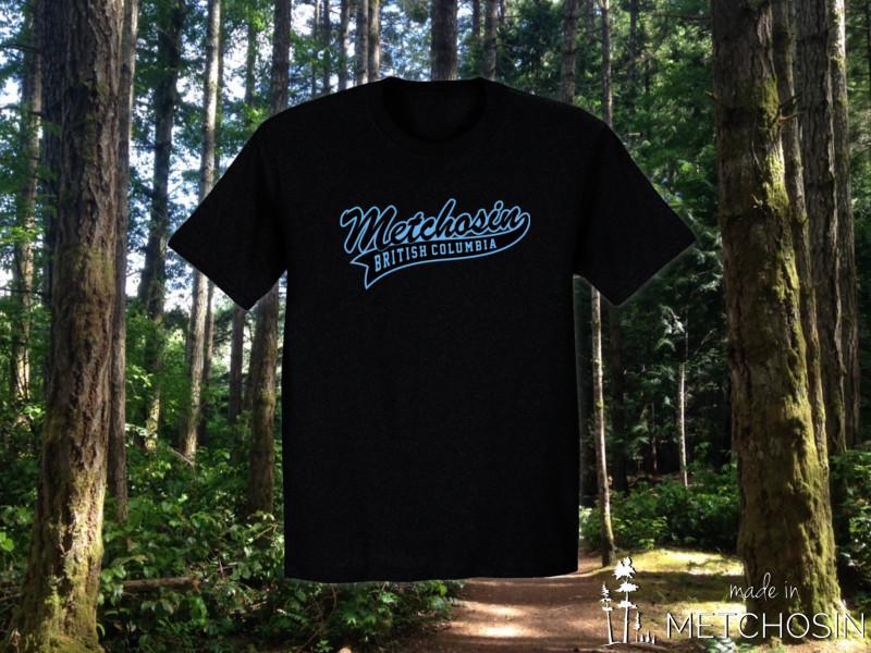 metchosin british columbia t-shirt