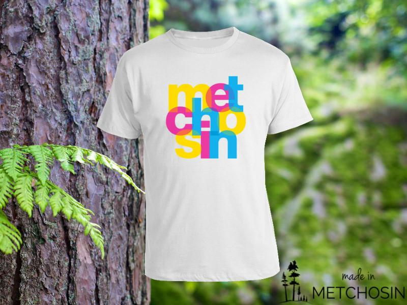 metchosin colourful t-shirt