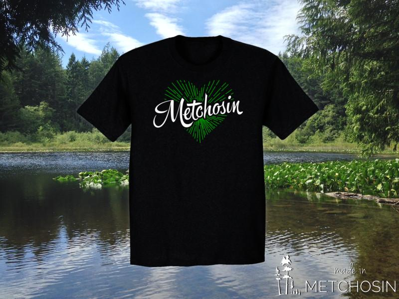 metchosin heart t-shirt