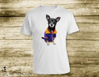 tshirt with dog photo