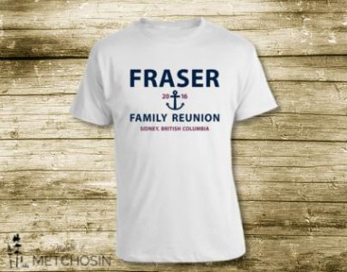 family reunion tshirt