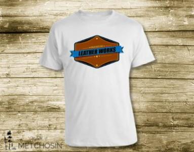 custom logo tshirt