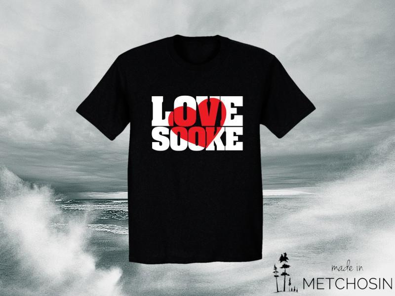 love sooke tshirt