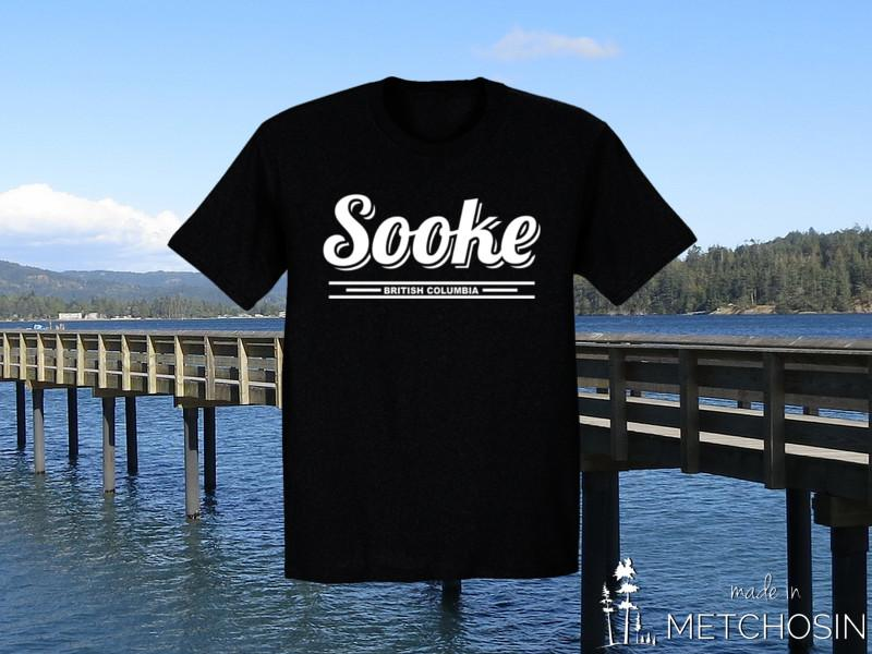 Sooke t-shirt Sooke British Columbia