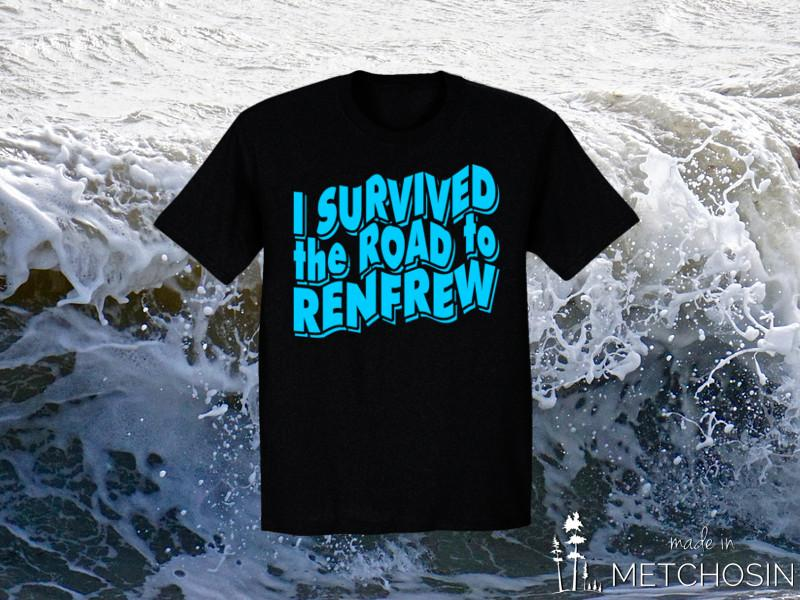 port renfrew tshirt