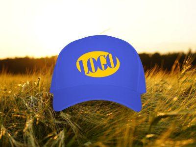 Custom Hat with Logo