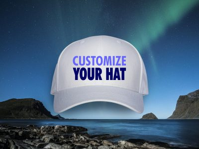 Customize your hat