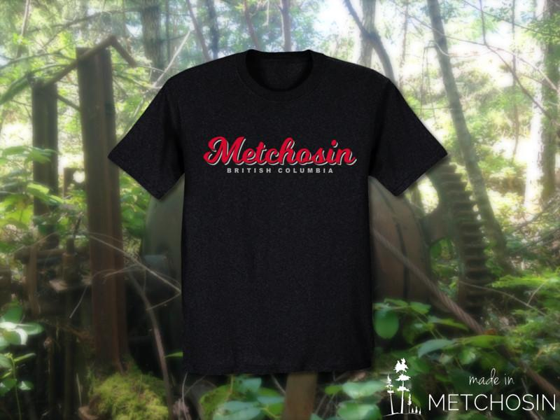 Metchosin British Columbia tshirt