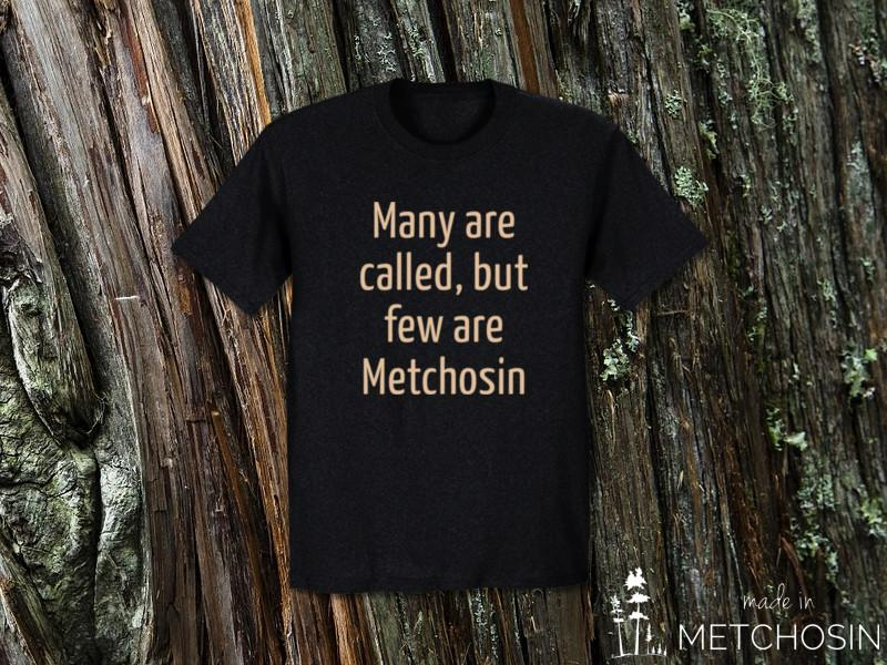 Many are called, but few are Metchosin
