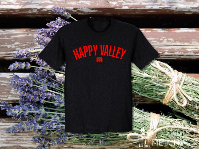 Happy Valley BC T-shirt