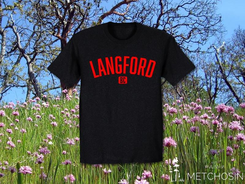 Langford BC T-shirt