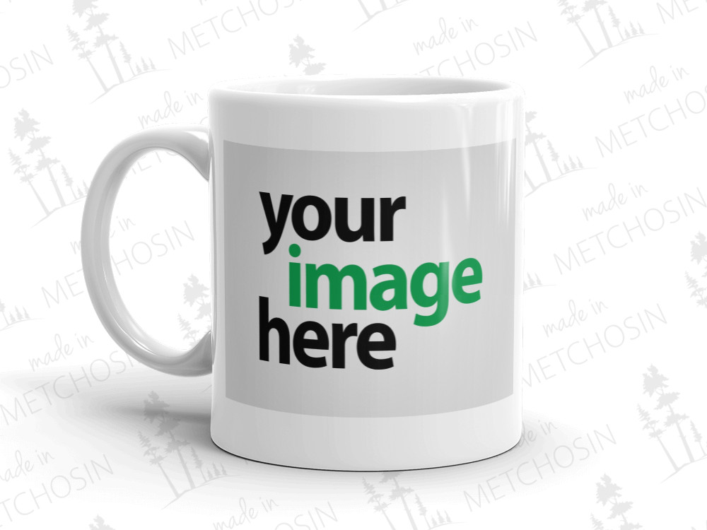 Your photo on a mug