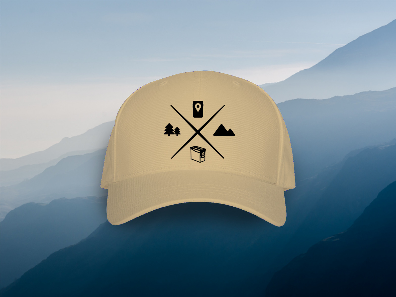 Geocaching hat