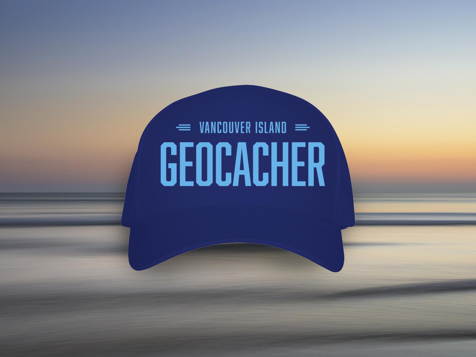 Vancouver Island Geocacher Hat